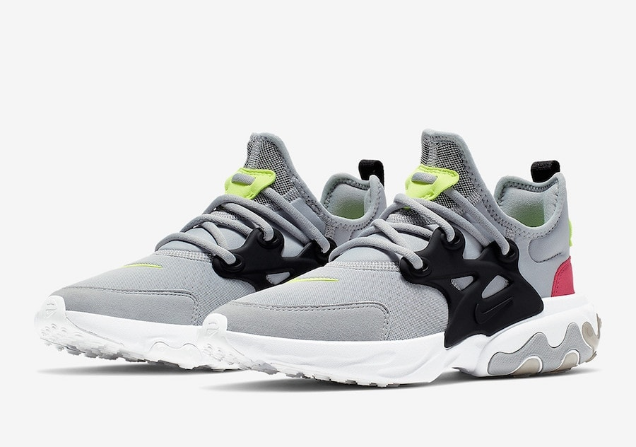 outlet store c0e57 c6c48 Check out the full selection of colorways in Nike s official images below  for a better look, and stay tuned to JustFreshKicks for more Nike React  news.