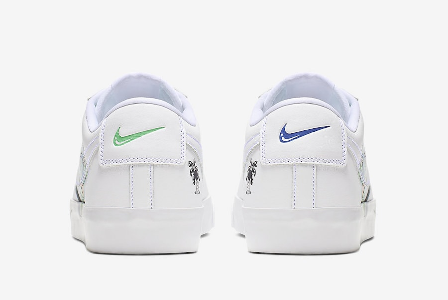 Repulsión fuente No puedo  Steve Harrington and Nike Celebrate Earth Day 2019 with Three Models -  JustFreshKicks