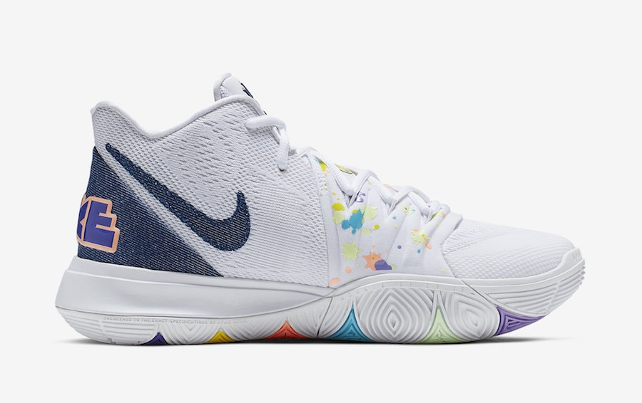 """ed965d777138 Update  The Nike Kyrie 5 """"Have a Nike Day"""" will be releasing soon on June  8th"""