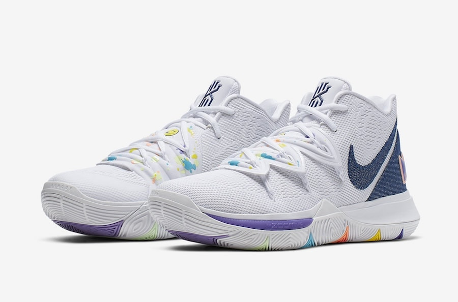 "95f35ce40f0 The ""Have a Nike Day"" collection looks to have a pretty extensive lineup as  new additions keep rolling in. The Nike Kyrie 5 looks to join the fun as it  ..."