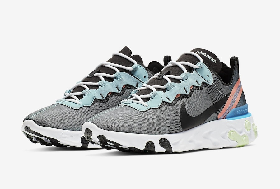 0f757cd521a The Nike React Element 55 has not been playing around. After many new  colorways just this year
