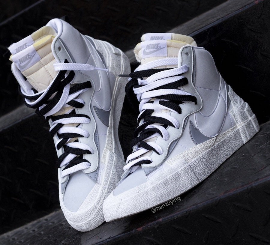95490b5c337610 Sacai and Nike Team up For Yet Another Collaborative Blazer in ...