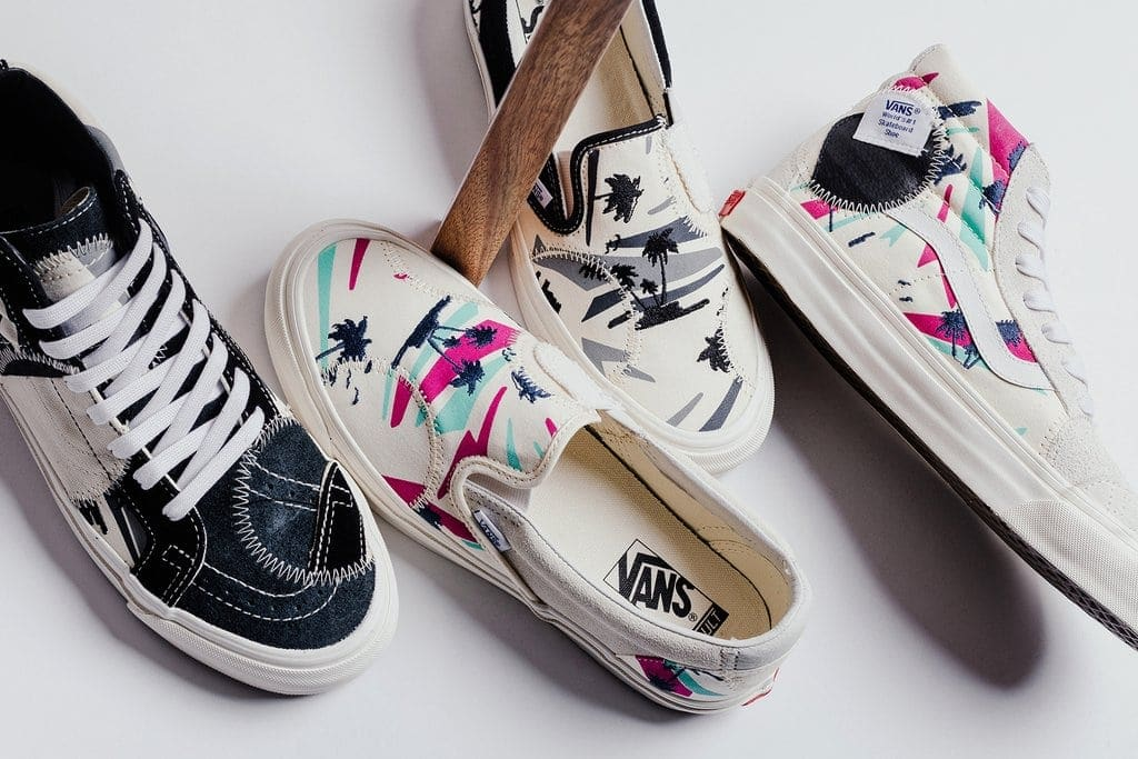 1bd1302f02 Vans Vault has been killing it with their reconstructed classic  silhouettes. The most recent iteration