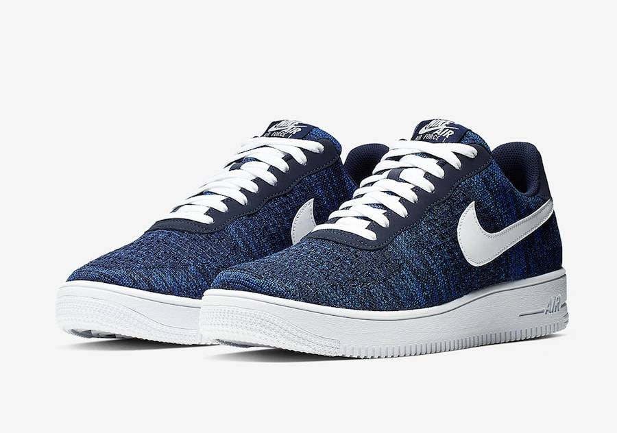 cc9263400ff9 Nike Air Force 1 Flyknit 2.0 Release Info - JustFreshKicks