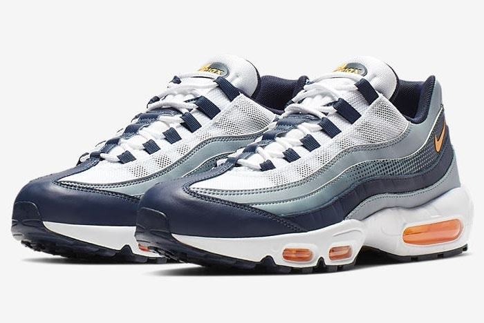 half off e14a1 7a6ef Since it s debut in the  90s, the Air Max 95 has taken on many different  colorways throughout the years. For this iteration, the shoe looks to be  bathed in ...