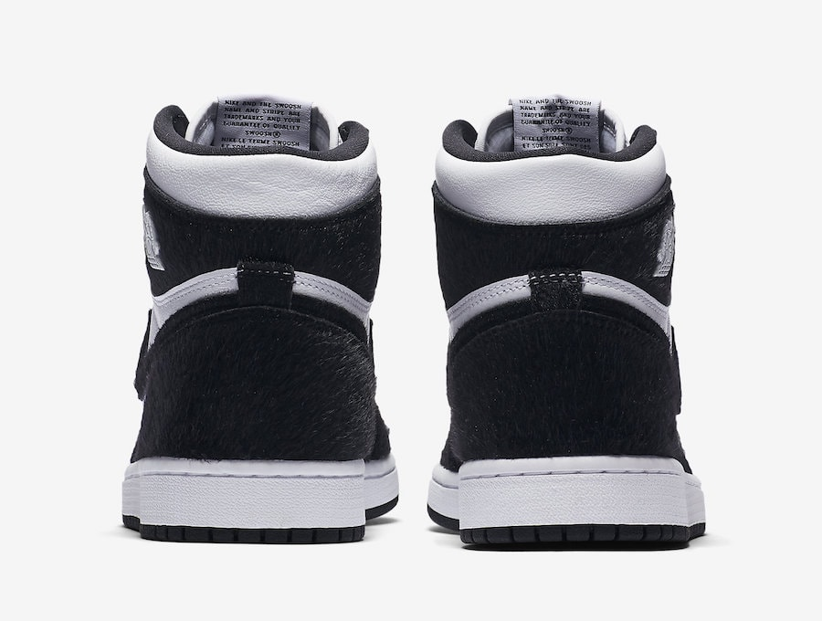 "a465dfae1e The post Air Jordan 1 Retro High OG ""Panda"" Online Links appeared first on  JustFreshKicks."