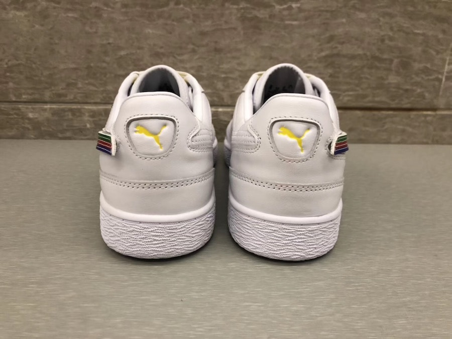 timeless design cb264 c25da The post First Look at the Chinatown Market x Puma Ralph Sampson Low  appeared first on JustFreshKicks.