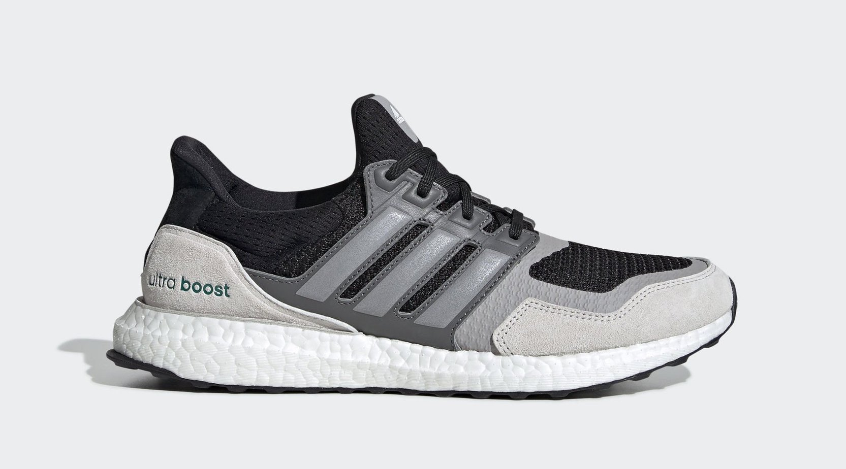 "7e7bcaa3013 adidas Ultra Boost S L ""Light Granite"" Core Black Light Granite Grey One  May 16"
