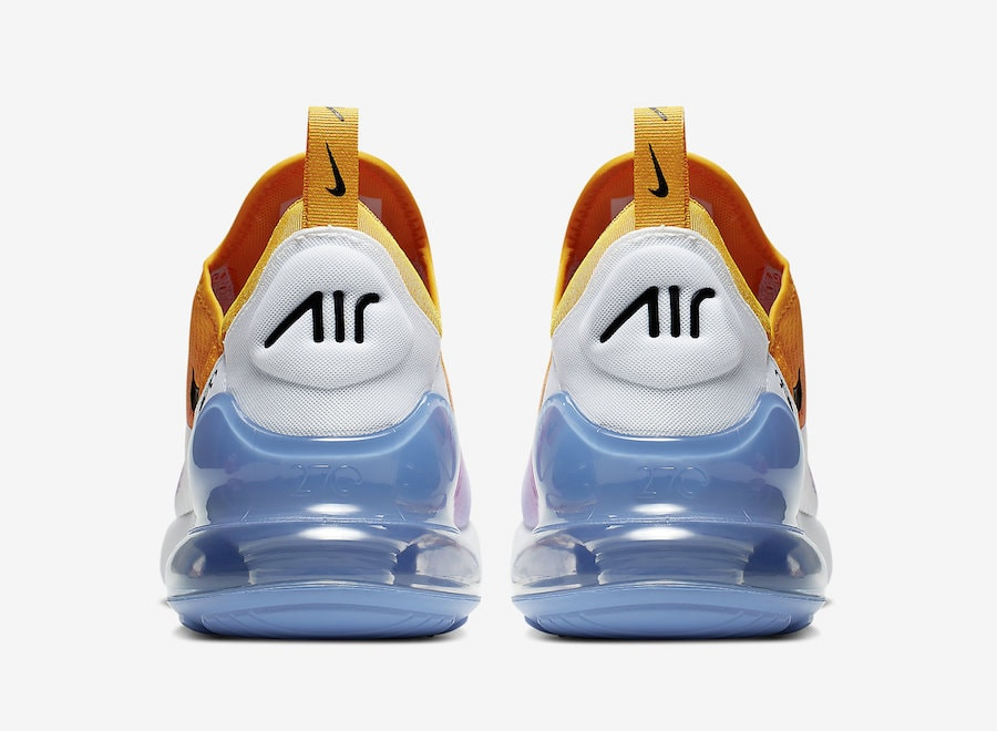 d752f2baf9bc The post The Nike Air Max 270 Brings the Summer Vibes with a Bright  Gradient Color Scheme appeared first on JustFreshKicks.