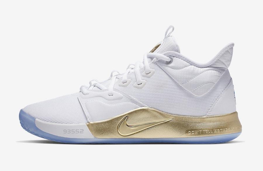 finest selection 27f42 5e1de Release Date Details. Nike PG 3 ...