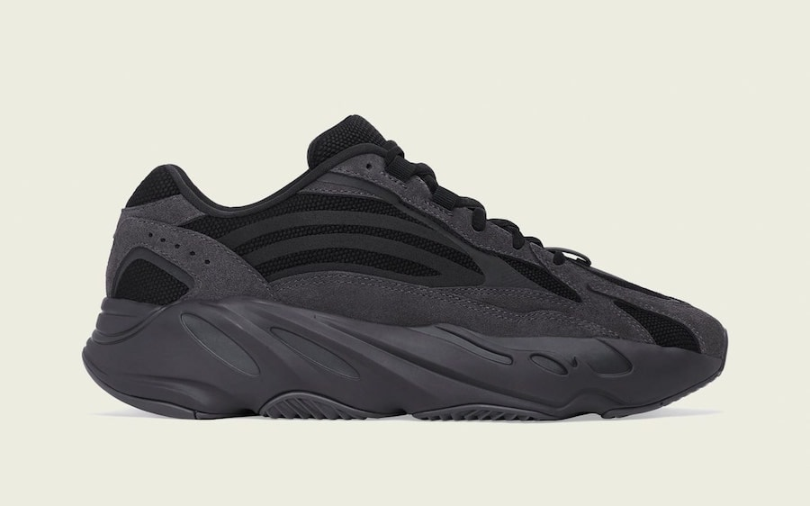 """pretty nice cde17 b84a6 ... Check out official images below and stay tuned to JustFreshKicks for more  adidas Yeezy news. adidas Yeezy 700 V2 """"Vanta"""" Release Date  May 31st, 2019"""