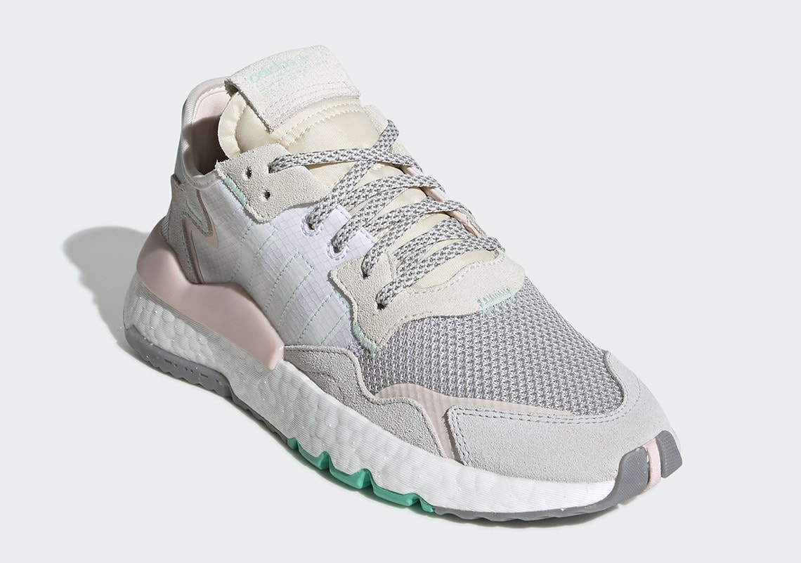premium selection 26338 4b70e The post adidas Just Released Two Women s Nite Joggers in Pastel Tones  appeared first on JustFreshKicks.