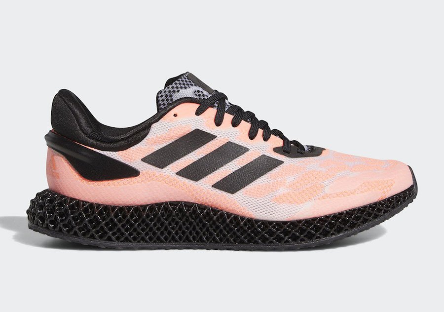 adidas Debuts Black 4D Technology on the Upcoming 4D Run 1.0 Performance Runner