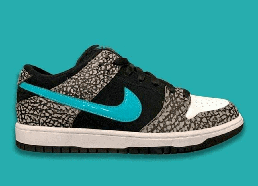 """Nike SB Dunk Low """"Elephant"""" Releasing this Fall"""