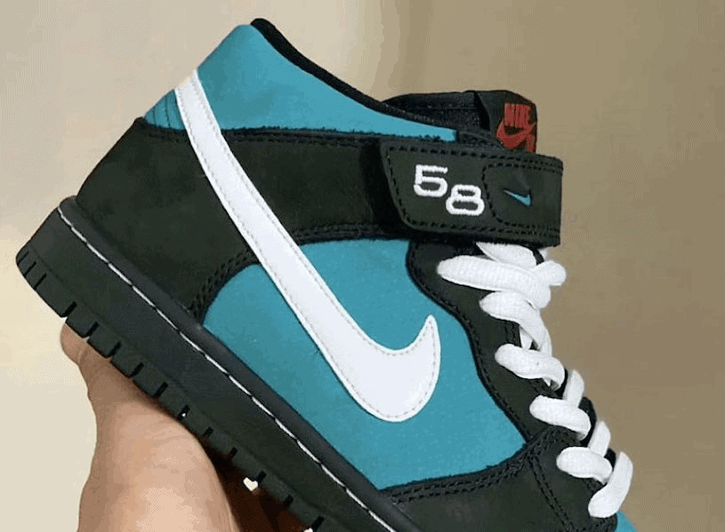 This Nike SB Dunk Mid Honors the Air Griffey Max 1