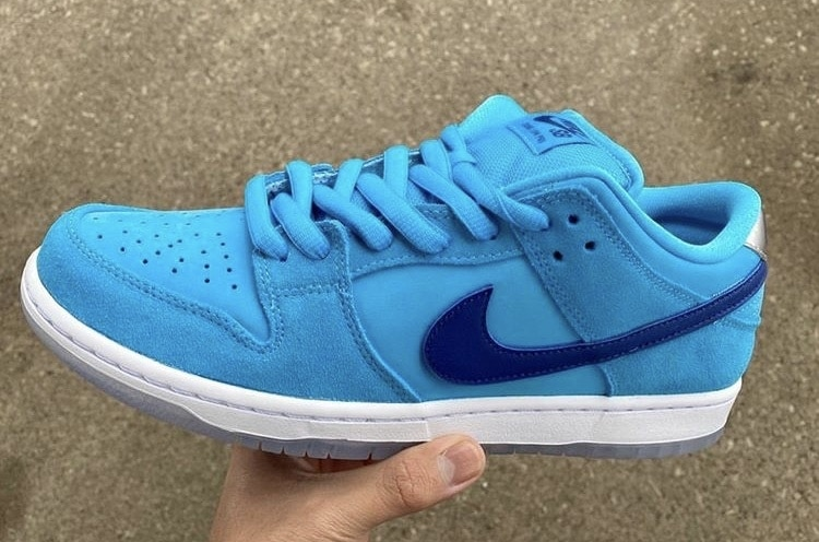 """First Look: Nike SB Dunk Low """"Blue's Clues"""""""