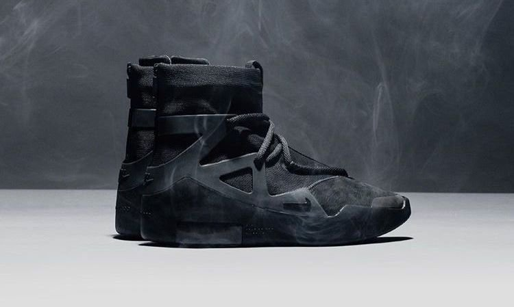 """Another Chance at the Nike Air Fear of God 1 """"Triple Black"""""""