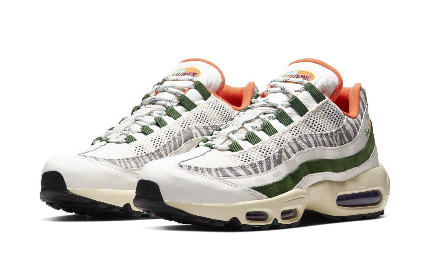 "Official Look: Nike Air Max 95 Era QS ""Safari"""