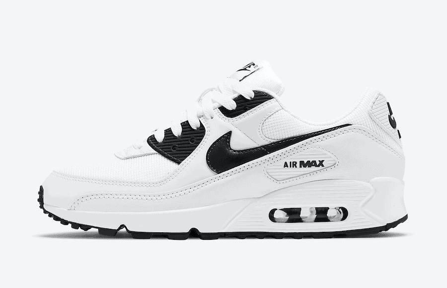 Nike Air Max 90 Releasing in Classic White/Black - JustFreshKicks