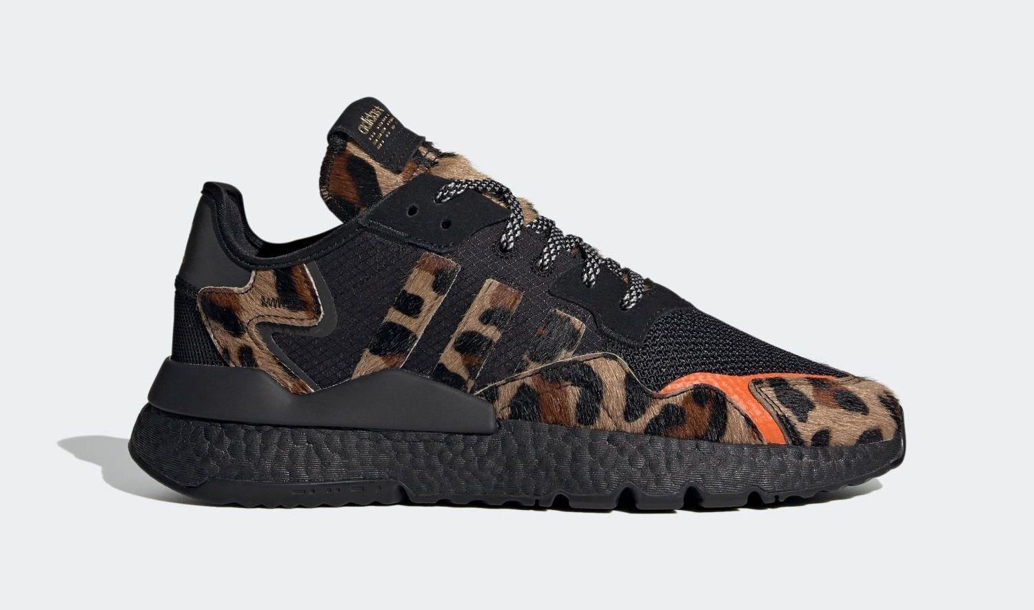 Official Look: UPTOWN Deluxe x adidas Nite Jogger