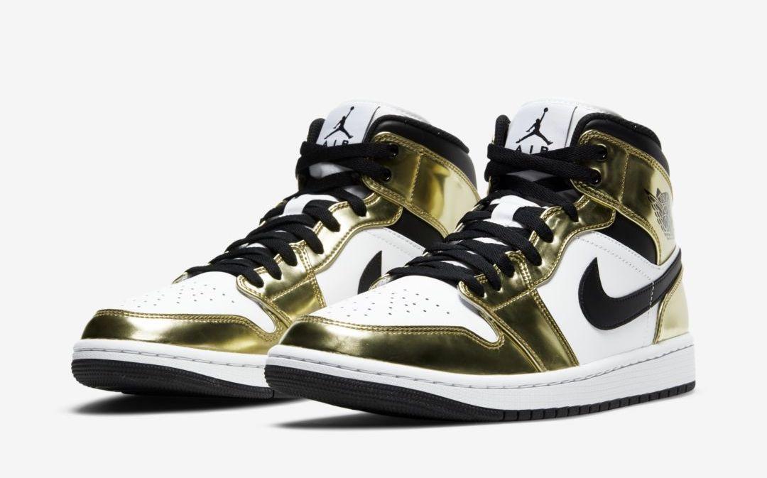 The Air Jordan 1 Mid
