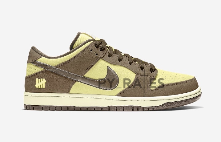 Undefeated x Nike Dunk Low SP Releasing Next Summer
