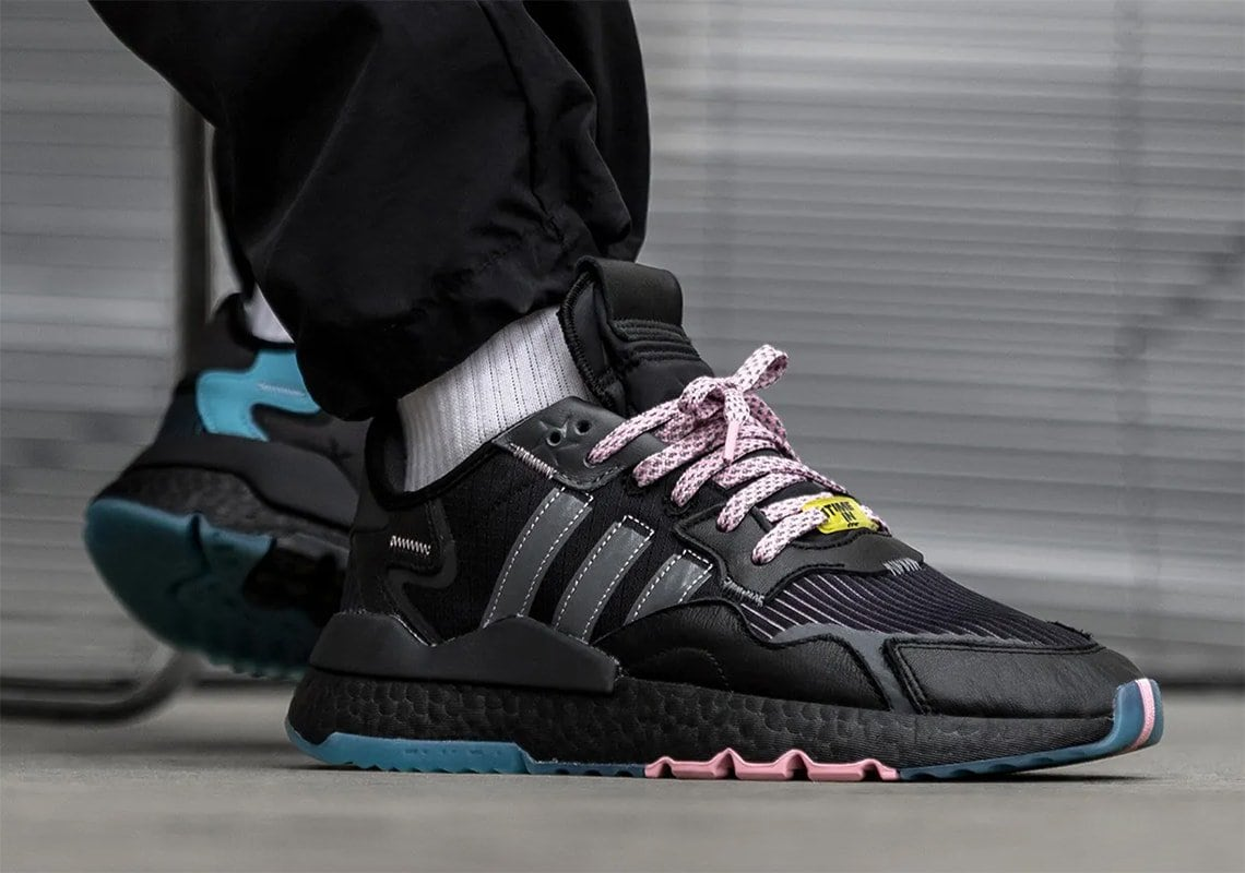 Ninja's Black adidas Nite Jogger Releases this Month
