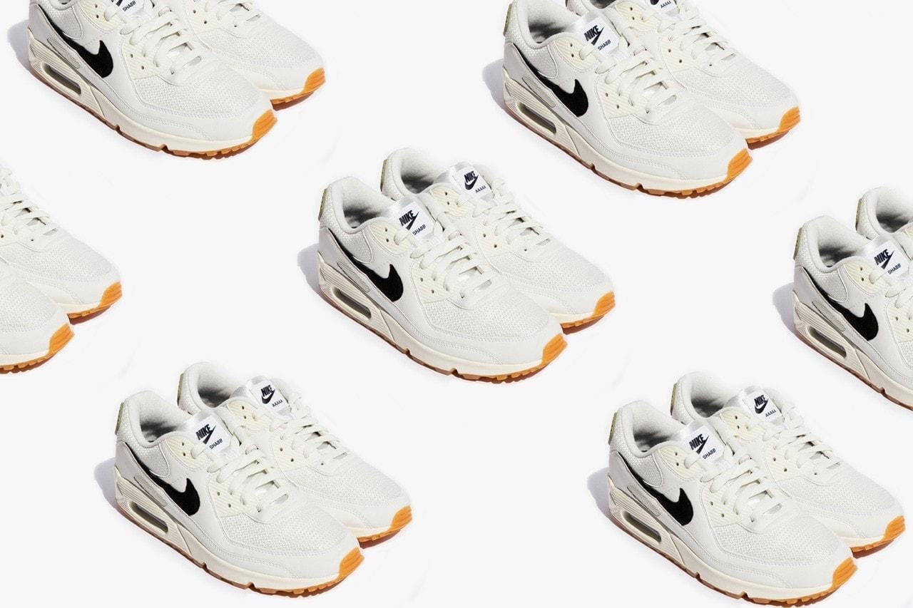 SHABBAAAAA x Nike Air Max 90