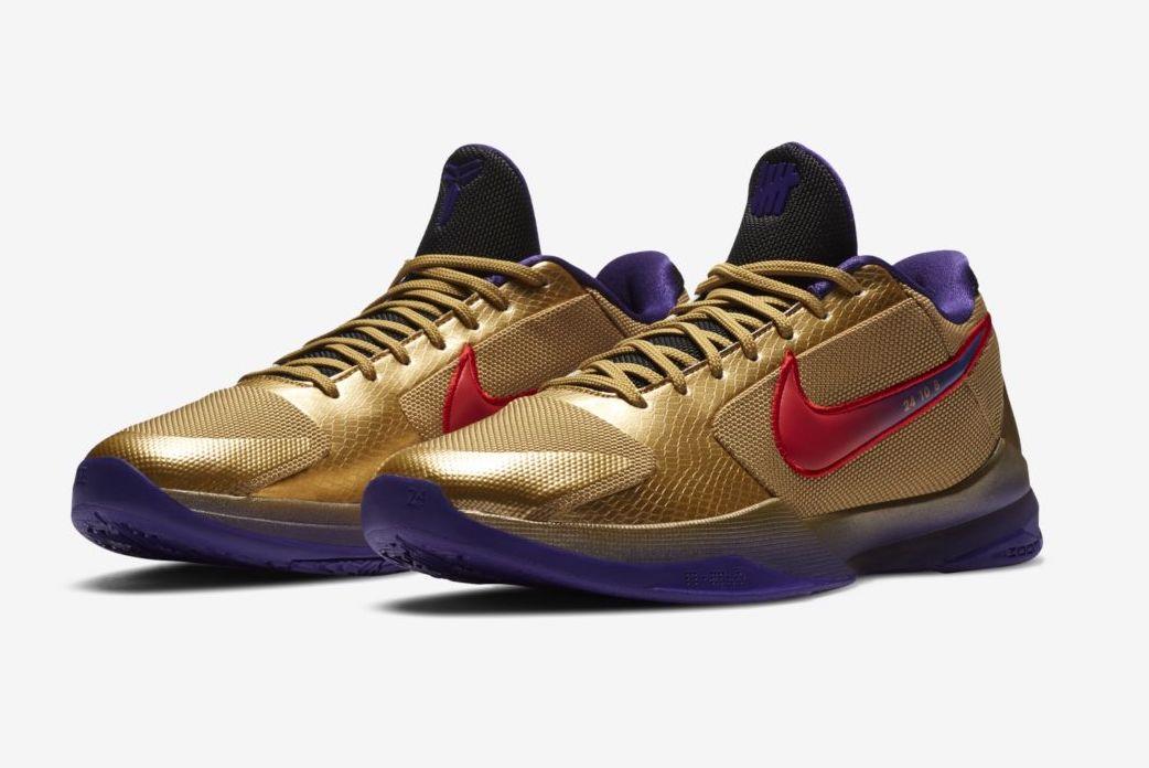 "Nike Confirms the Nike Kobe 5 Protro ""Hall of Fame"""