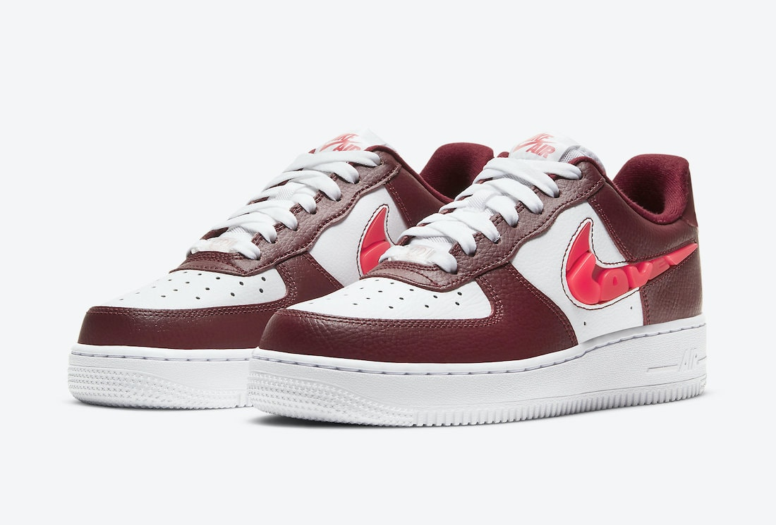 Official Images of the Nike Air Force 1 Low