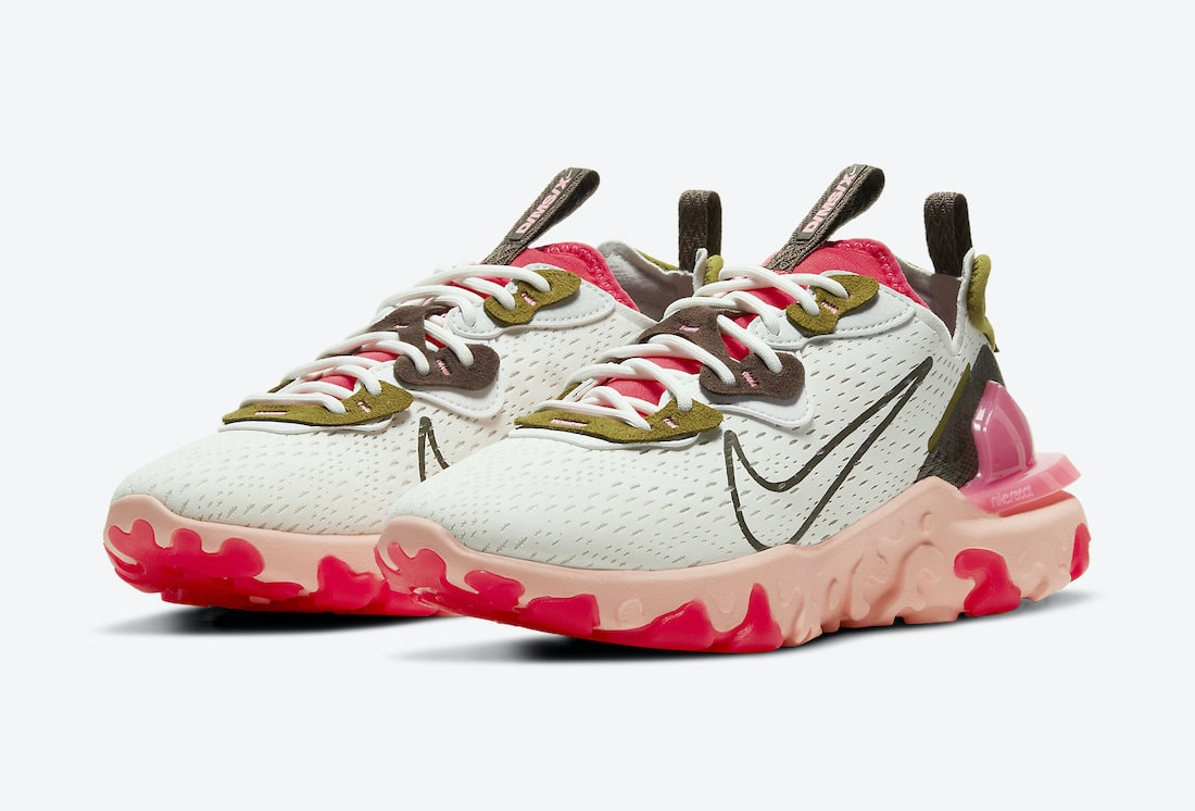 Siren Red Paints the Latest Nike React Vision