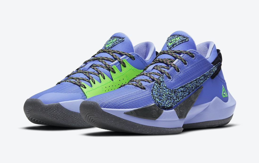 """Official Look: Nike Zoom Freak 2 """"Play For the Future"""""""