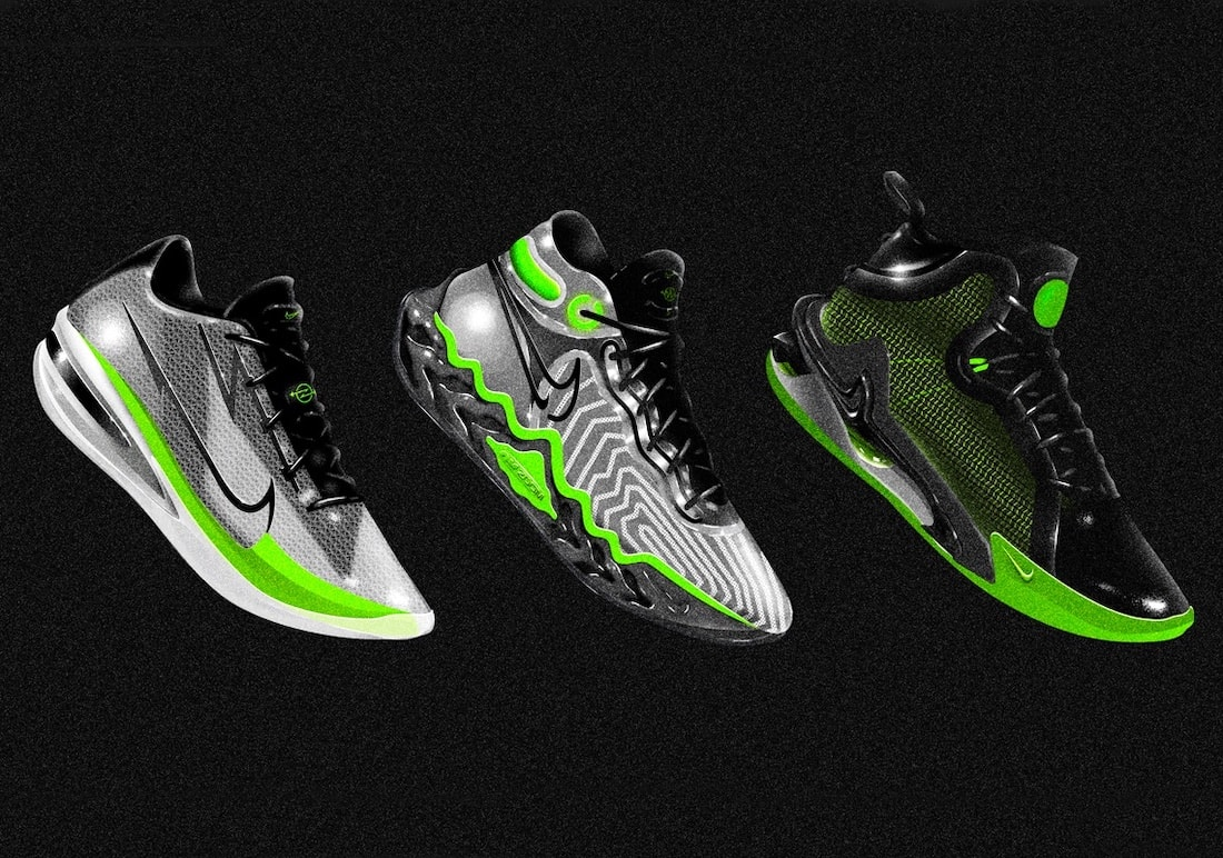 Nike Basketball Reveals the Greater Than Series