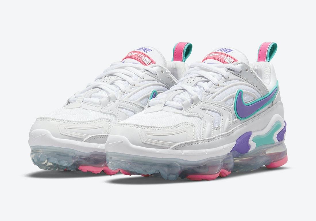 "Nike Applies ""Hyper Grape"" to the Air VaporMax EVO"