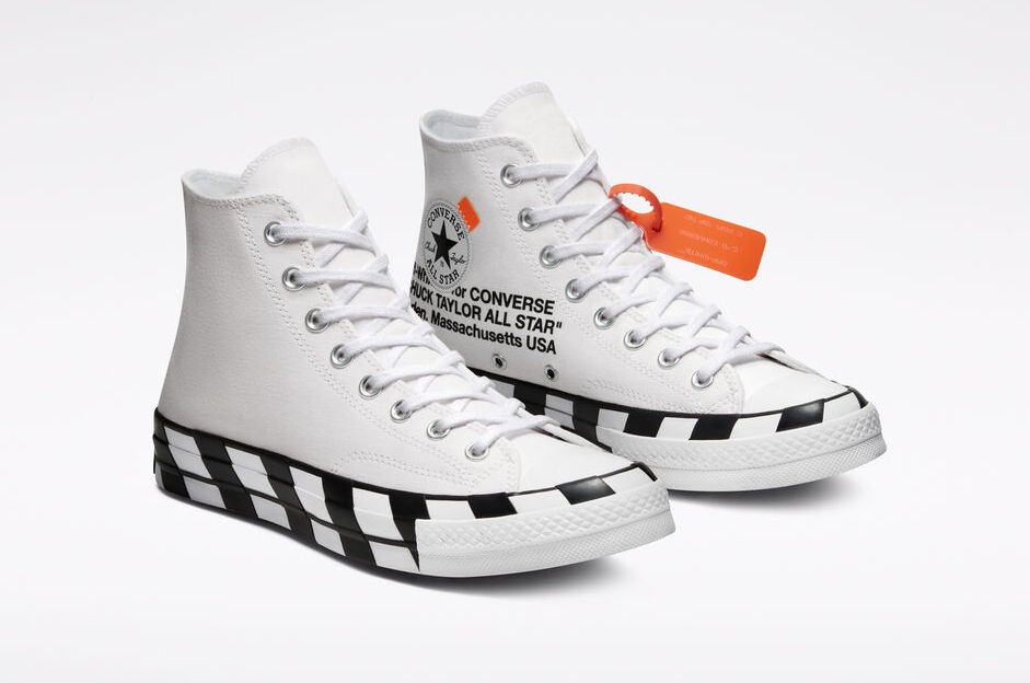 Off-White x Converse Chuck 70 Restocking this Month