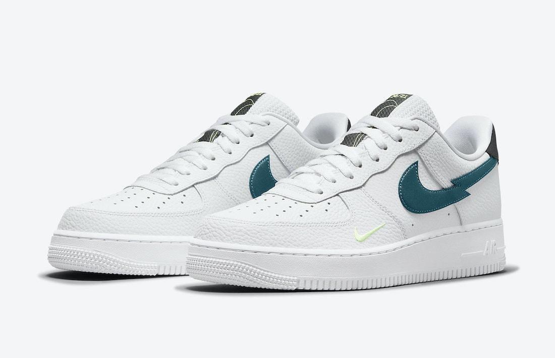 Nike Air Force 1 Low Lightning Bolt Release Details - JustFreshKicks