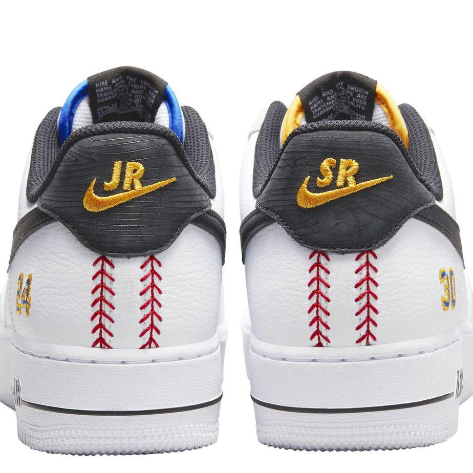 "Nike Air Force 1 ""Swingman"" Release Date"