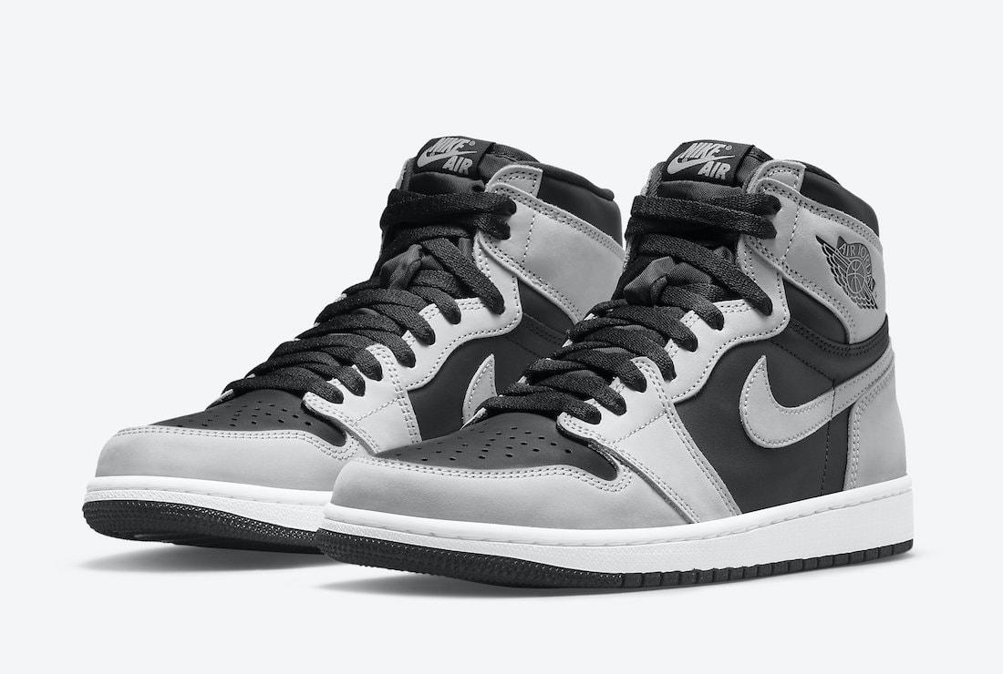"The Air Jordan 1 High ""Shadow 2.0"" Releases Tomorrow"