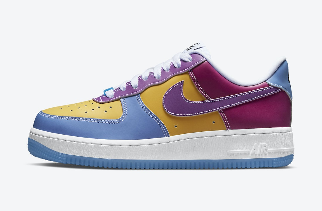 Nike Adds UV Tech to the Air Force 1 Low - JustFreshKicks