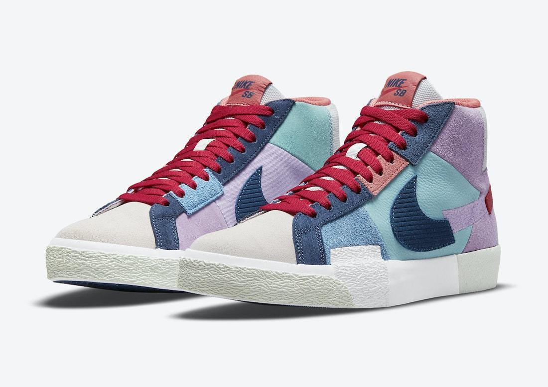 "Nike SB Blazer Mid ""Mosaic Pack"" Coming Soon"