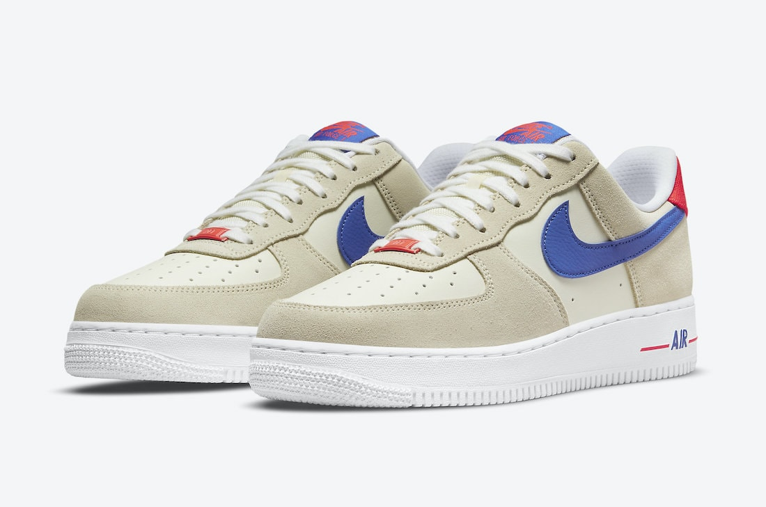 The Nike Air Force 1 Low Gets Decked Out in USA Colors ...