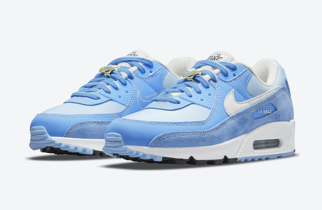 Nike Air Max 90 First Use Univeristy Blue Release Details ...