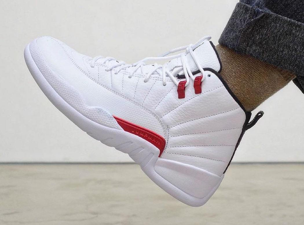 Closer Look at the Air Jordan 12