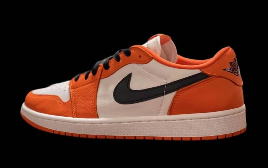"""First Look at the Air Jordan 1 Low """"Shattered Backboard"""""""