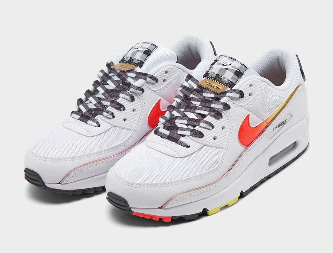 Official Look: Nike Air Max 90