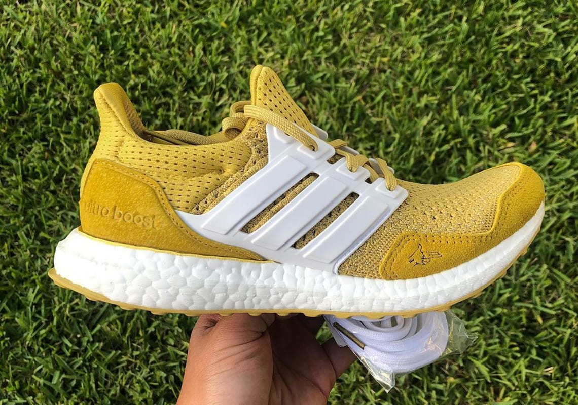 Extra Butter and adidas Celebrate Happy Gilmore of the Latest Ultra Boost
