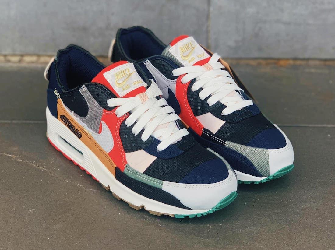First Look: Nike Air Max 90