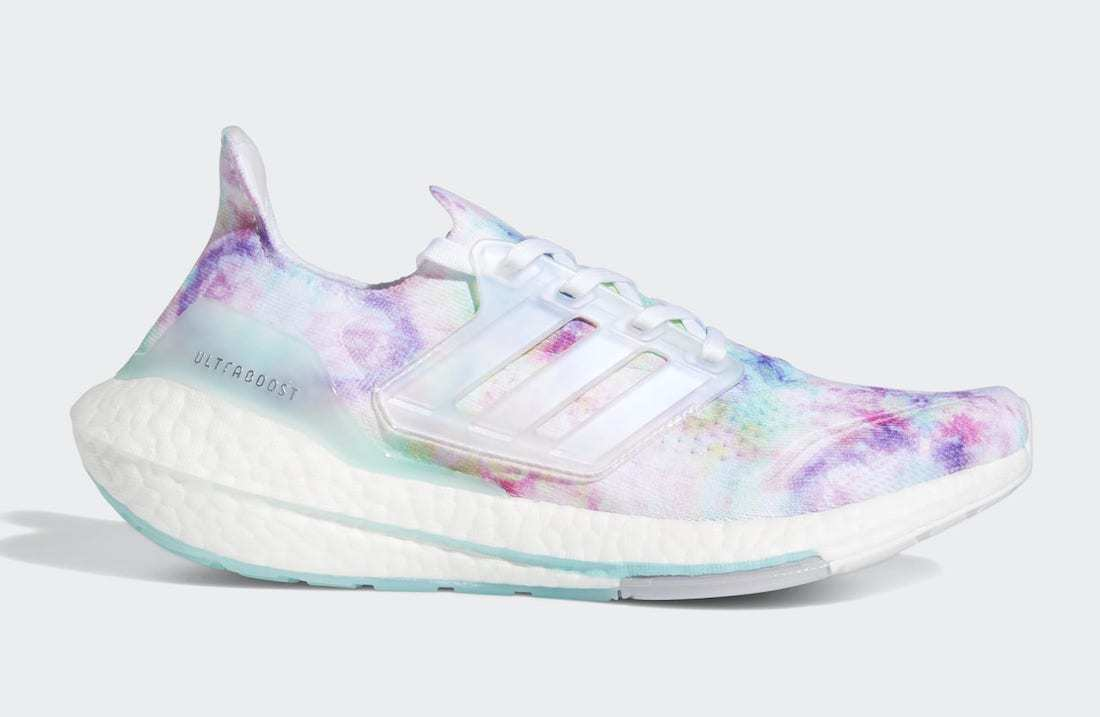 The adidas Ultra Boost 21 Has Surfaced in a Tie-Dye Makeover