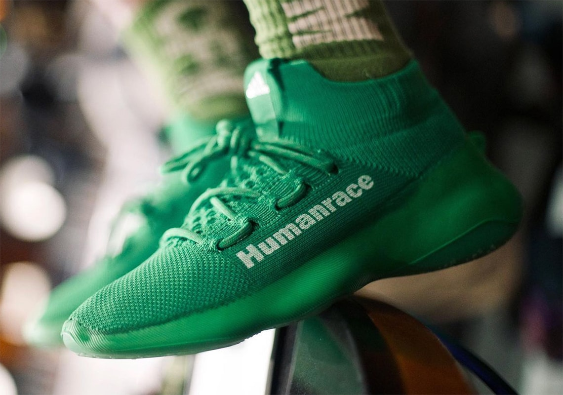 Pharrell Reveals the New adidas Humanrace Sichona