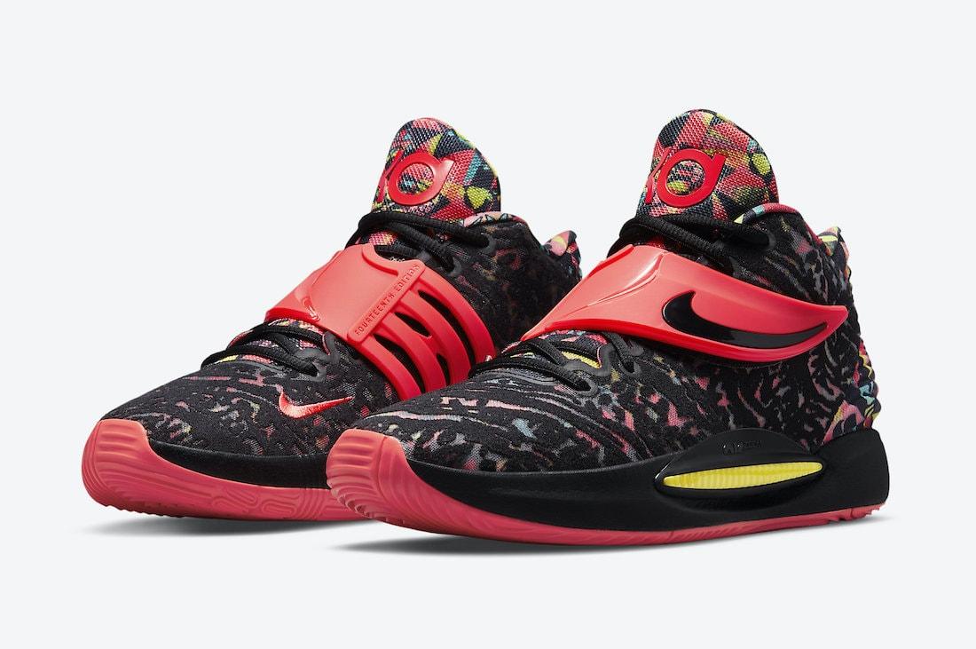 """Nike KD 14 """"Ky-D"""" Drops in June"""